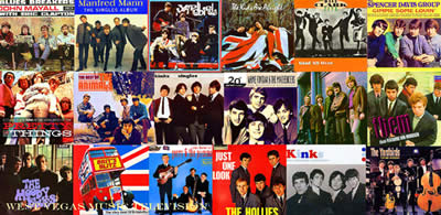 the influence of the british invasion The finding challenges mainstream perceptions that the 1960s' british invasion marked pop's most significant development of the last half-century the influence of the beatles, the rolling.