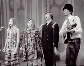 Image of: Band They Looked And Sounded Different Than Other Pop Acts Of The Time And They Introduced This New Hippie Image To The Sullivan Stage Rock And Roll The Ed Sullivan Show Pt The History Of Rock And Roll Radio Show