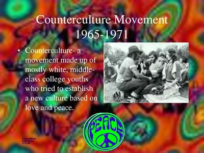The Counterculture | The History of Rock and Roll Radio Show